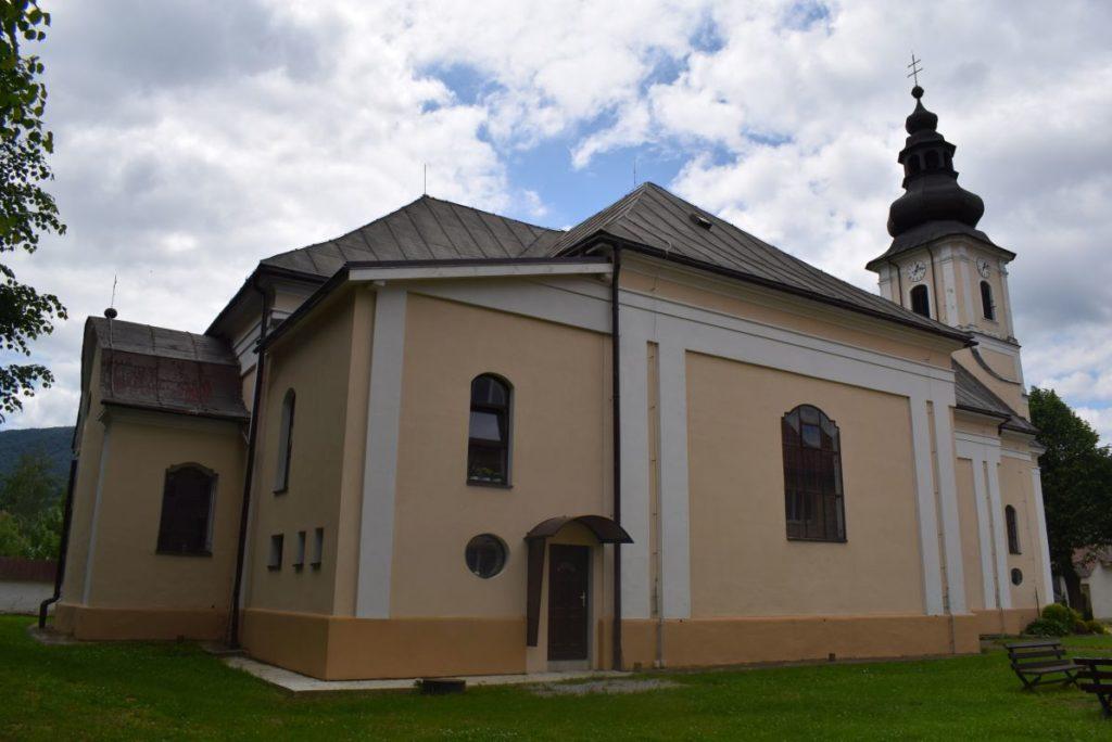 Kostol sv. Jána Krstiteľa v Liptovskej Osade 07