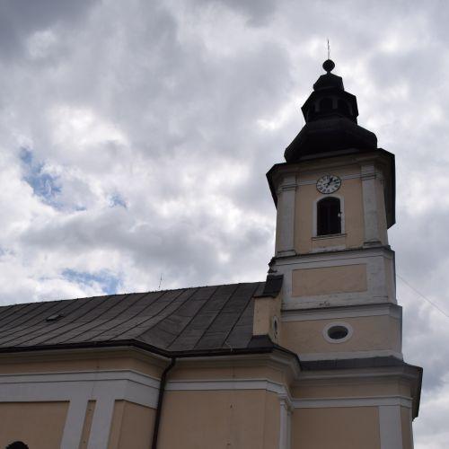 Kostol sv. Jána Krstiteľa v Liptovskej Osade