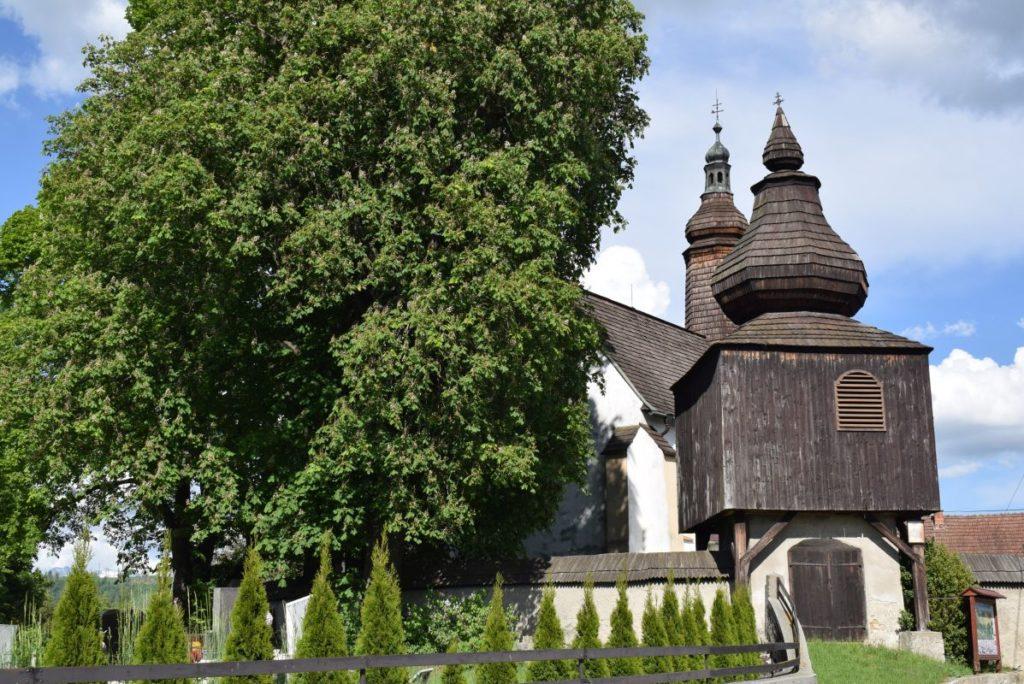 Kostol sv. Michala Archanjela v Liptovskom Michale 01