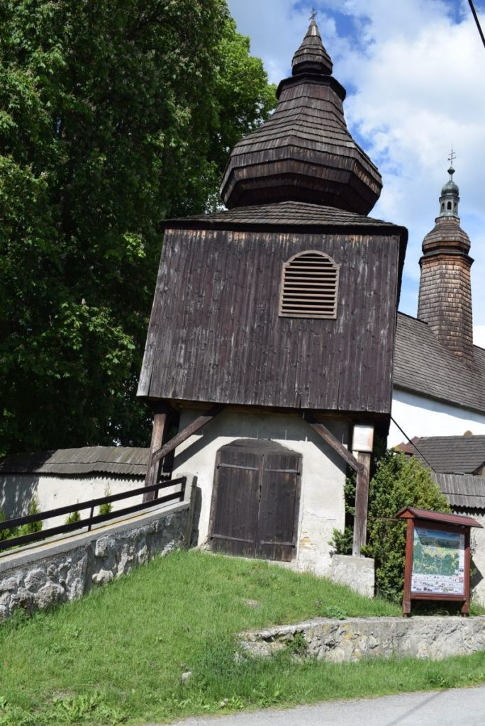 Kostol sv. Michala Archanjela v Liptovskom Michale 02