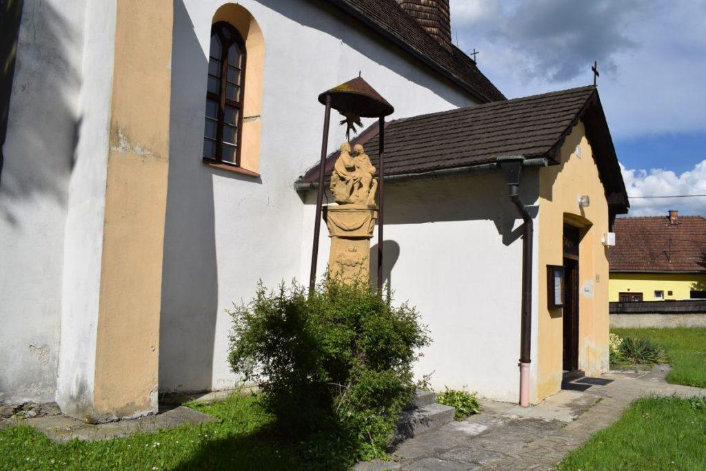 Kostol sv. Michala Archanjela v Liptovskom Michale 04