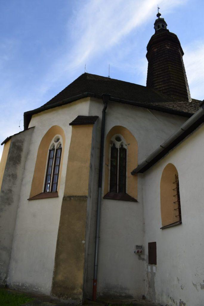 Kostol sv. Michala Archanjela v Liptovskom Michale 13