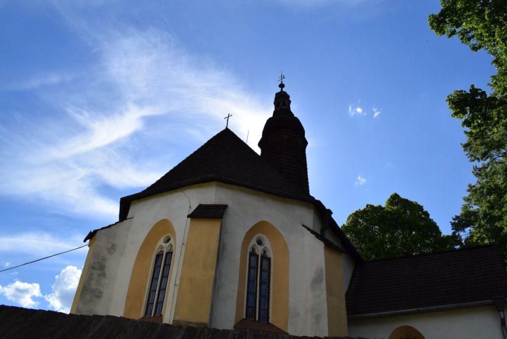 Kostol sv. Michala Archanjela v Liptovskom Michale 14