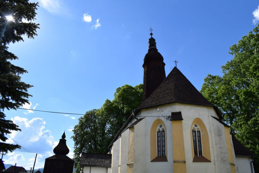 Kostol sv. Michala Archanjela v Liptovskom Michale 15