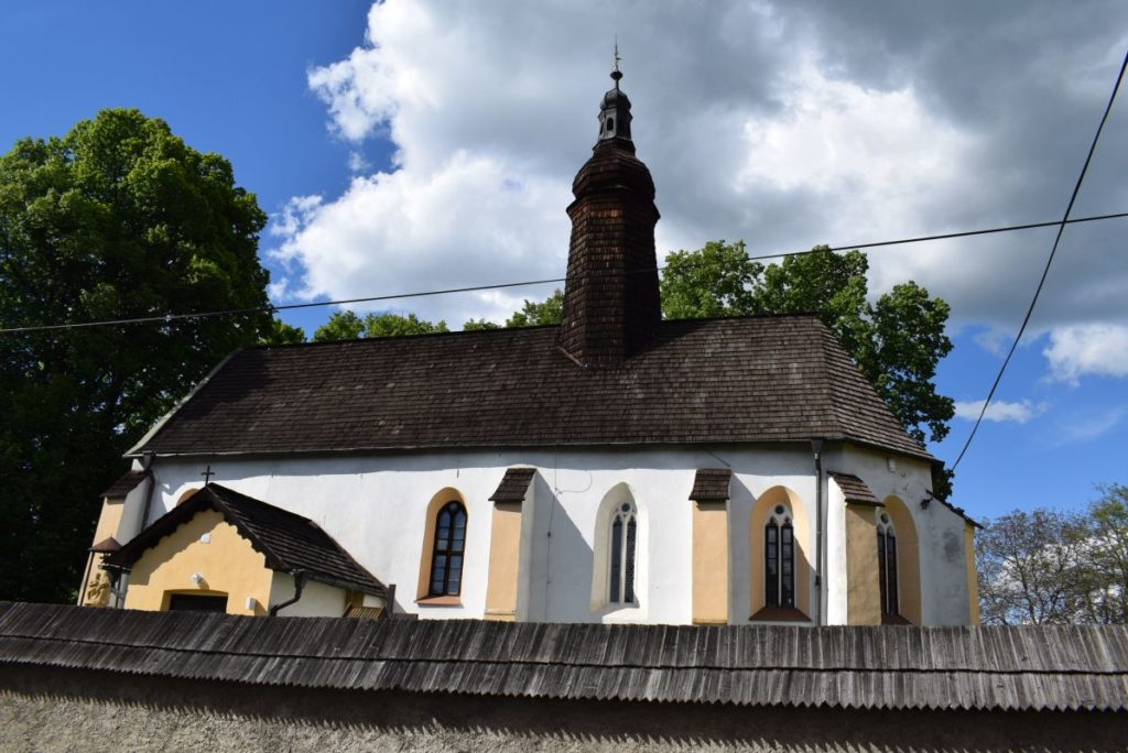 Kostol sv. Michala Archanjela v Liptovskom Michale 16