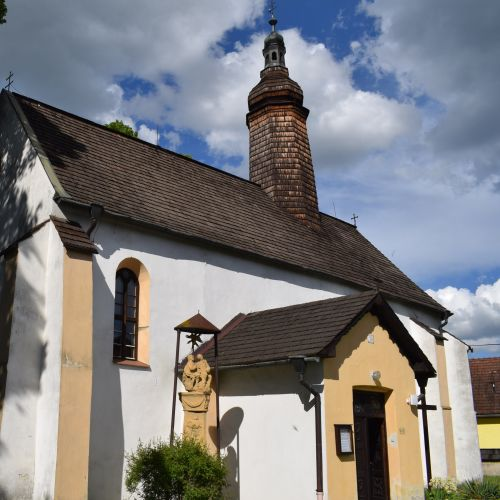 Church of St. Archangel Michael in Liptovský Michal