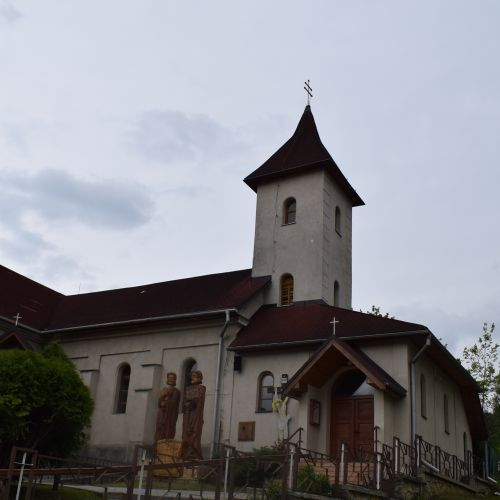 Church of St. Peter and Paul in Kalameny