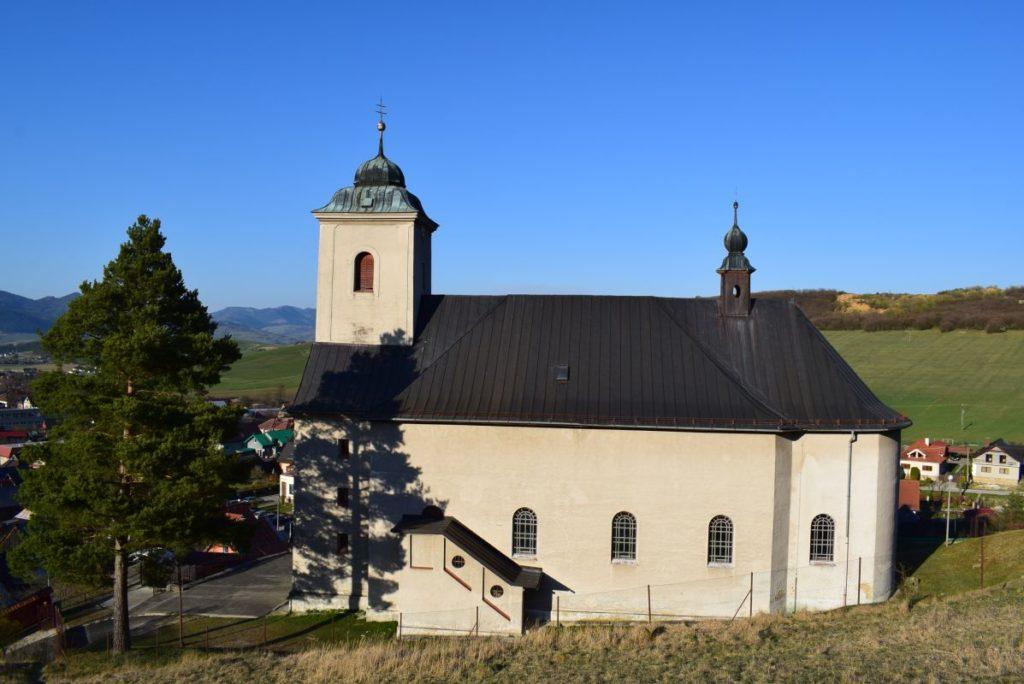 Kostol všetkých svätých v Ludrovej 03