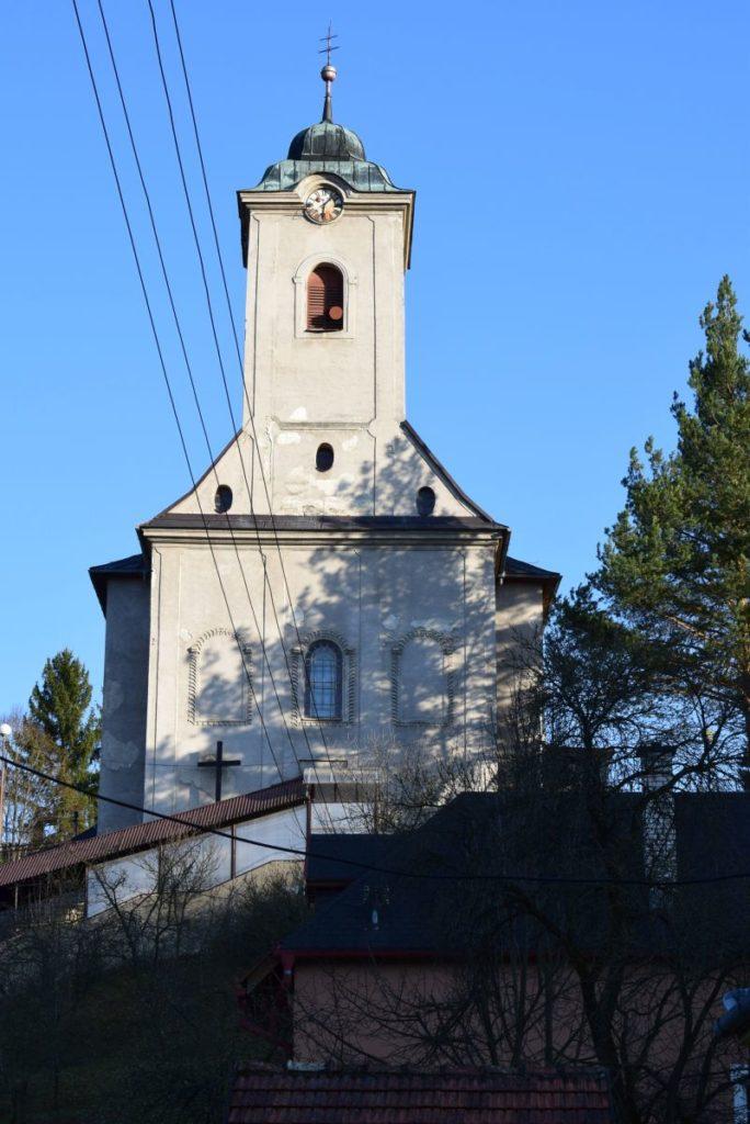 Kostol všetkých svätých v Ludrovej 05