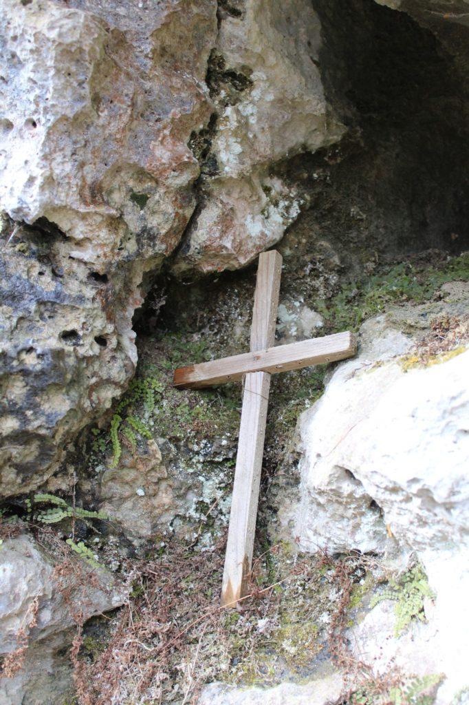 Lurdská jaskyňa Biely Potok, Trlenská dolina Jezuitská zotavovňa 03