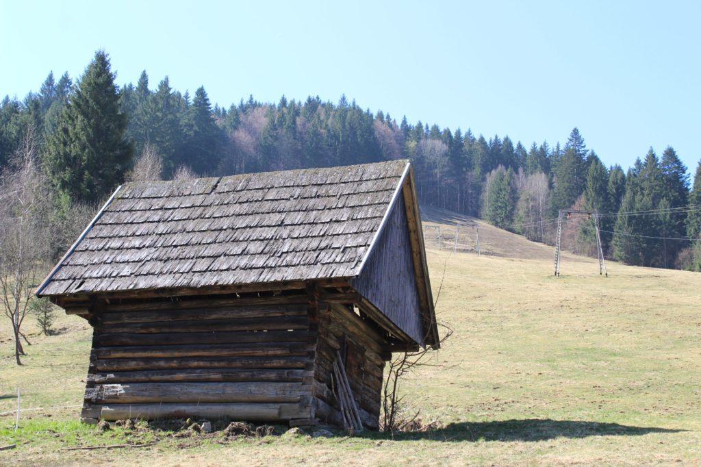 Lyžiarsky vlek Vyšné Krátke v Ľubochni 06