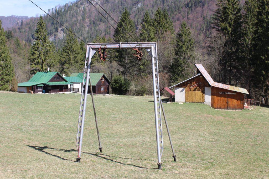 Lyžiarsky vlek Vyšné Krátke v Ľubochni 07