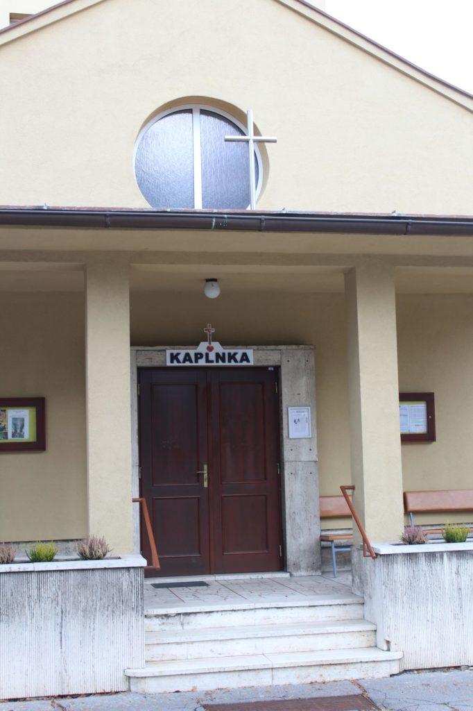 Nemocničná kaplnka Ružomberok, ulica Genenerála Miloša Vesela 05
