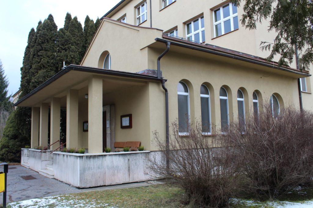 Nemocničná kaplnka Ružomberok, ulica Genenerála Miloša Vesela 06