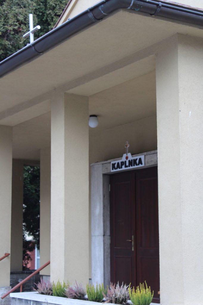 Nemocničná kaplnka Ružomberok, ulica Genenerála Miloša Vesela 08