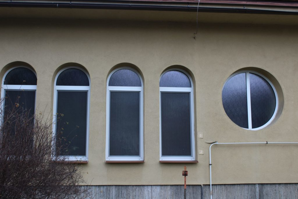 Nemocničná kaplnka Ružomberok, ulica Genenerála Miloša Vesela 09