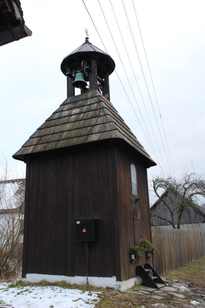 Zvonica Liptovské Sliače - Nižný 01