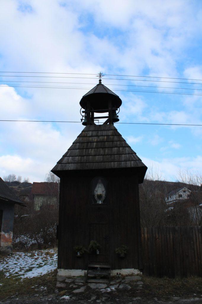 Zvonica Liptovské Sliače - Nižný 05