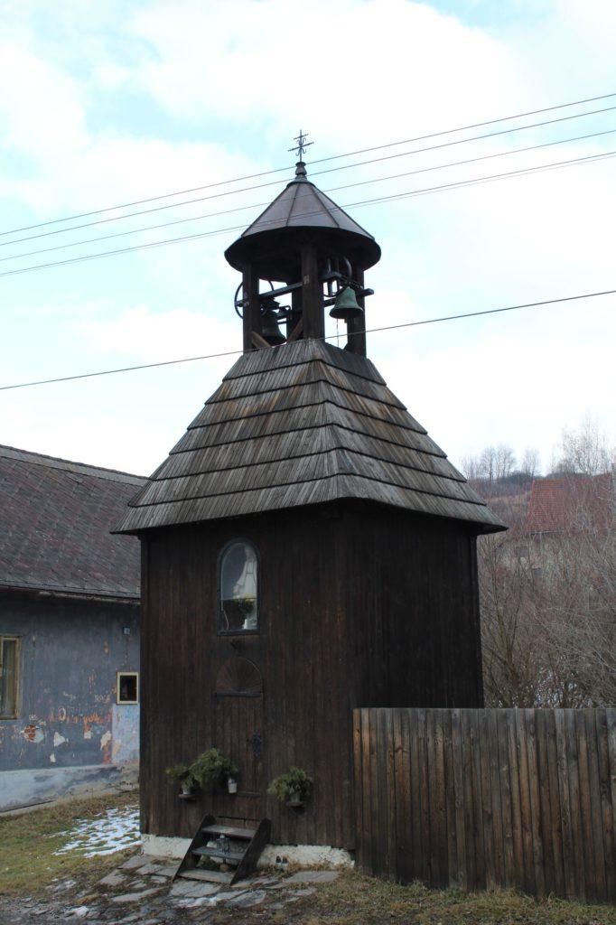 Zvonica Liptovské Sliače - Nižný 06