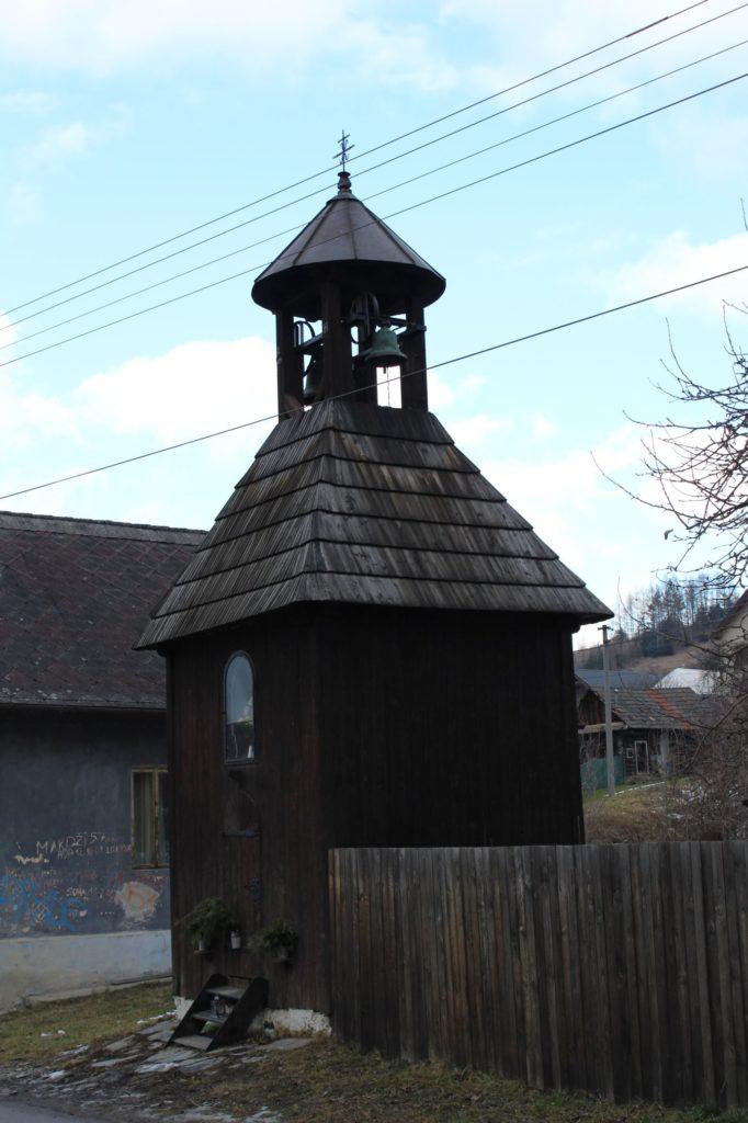 Zvonica Liptovské Sliače - Nižný 07