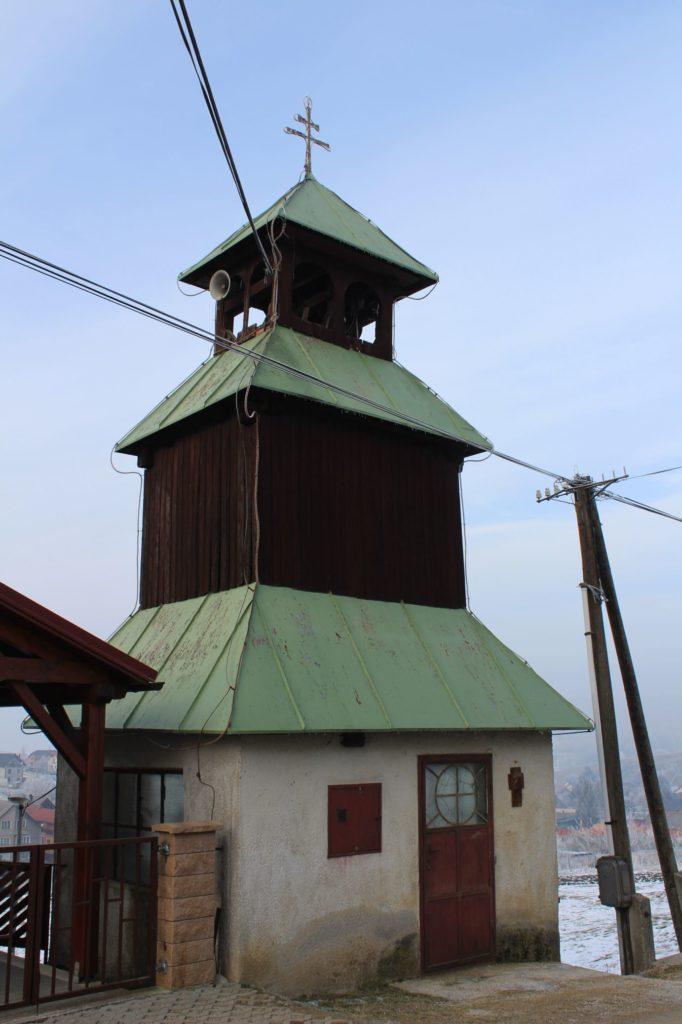 Zvonica Liptovské Sliače - Vyšný 01