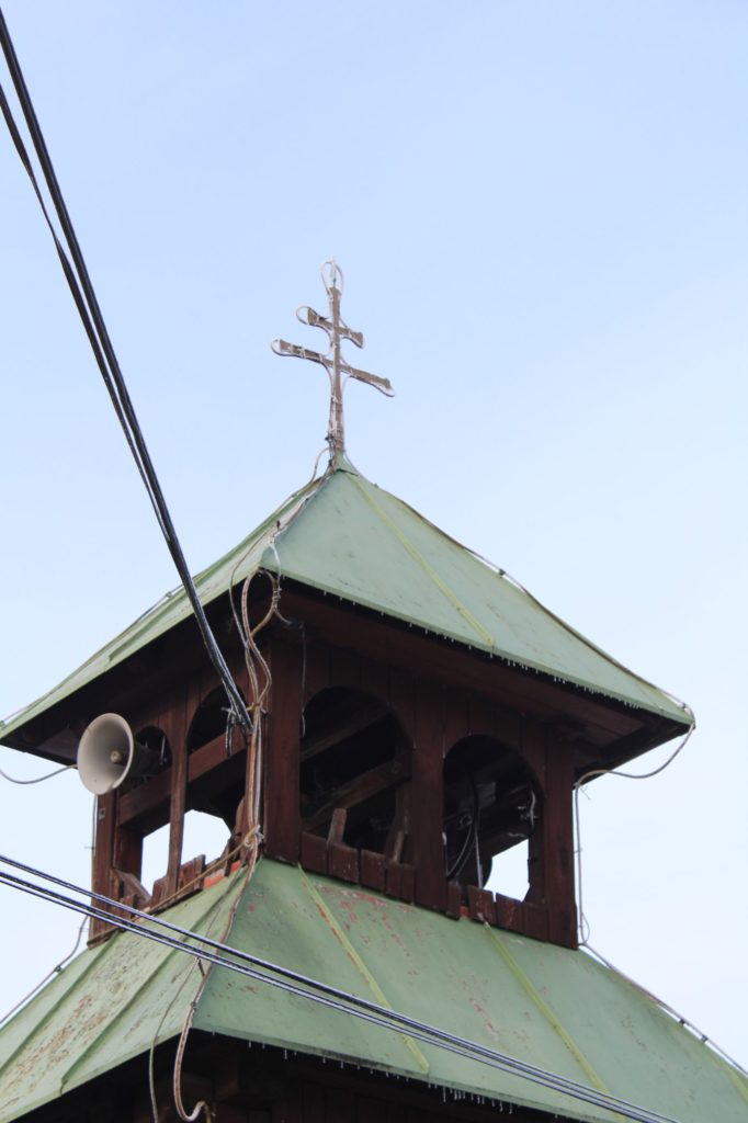 Zvonica Liptovské Sliače - Vyšný 02
