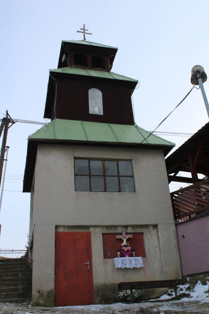 Zvonica Liptovské Sliače - Vyšný 05