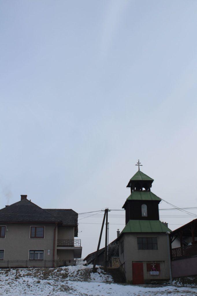 Zvonica Liptovské Sliače - Vyšný 08