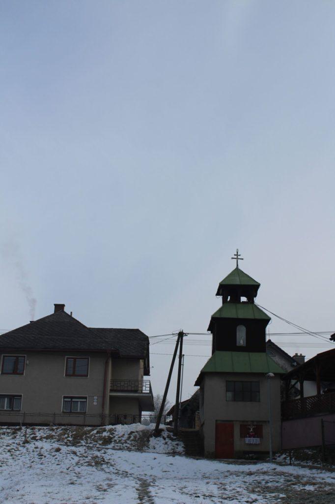 Zvonica Liptovské Sliače - Vyšný 09