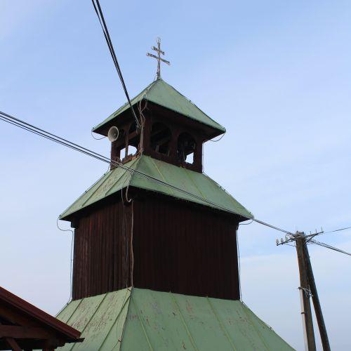 Belfry of Liptovské Sliače – Vyšný