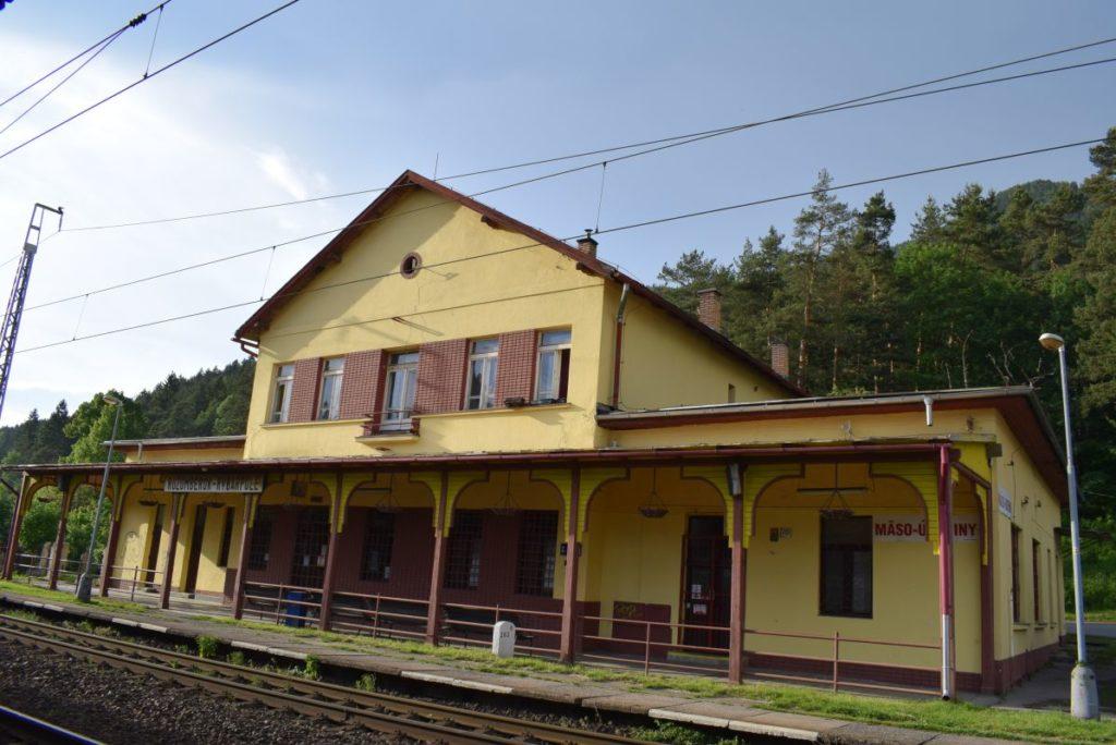 Železničná zastávka Ružomberok - Rybárpole 03