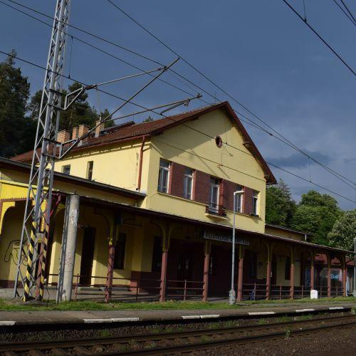 Railway Stop Ružomberok – Rybárpole