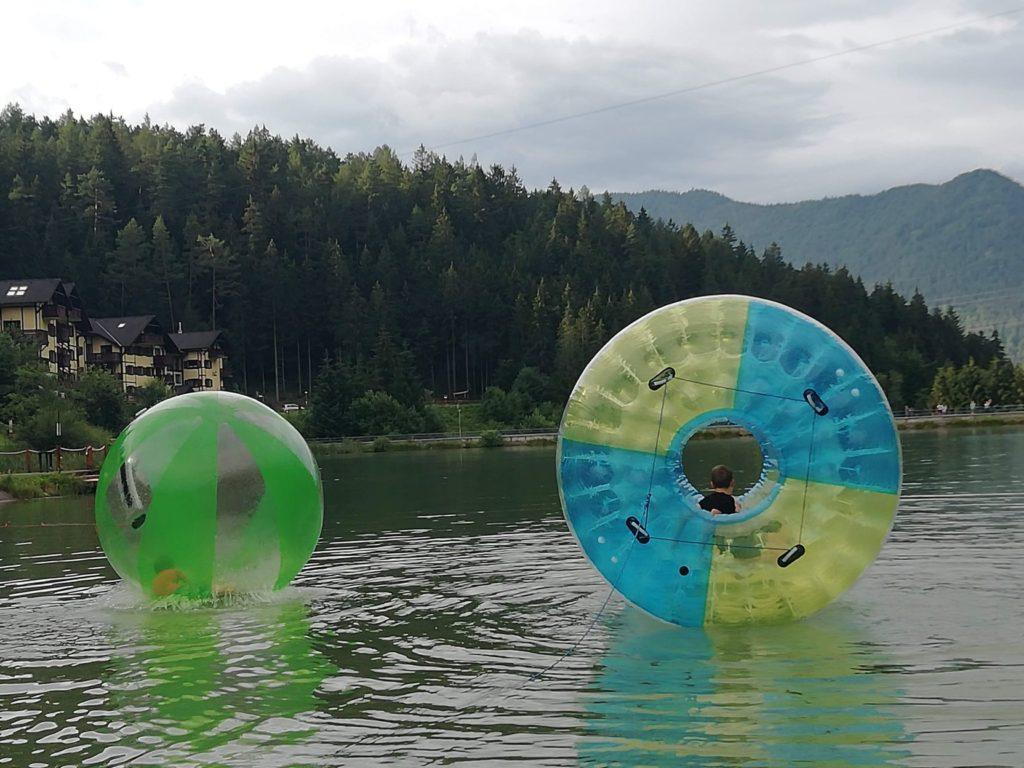 Aquazorbing Hrabovo 03