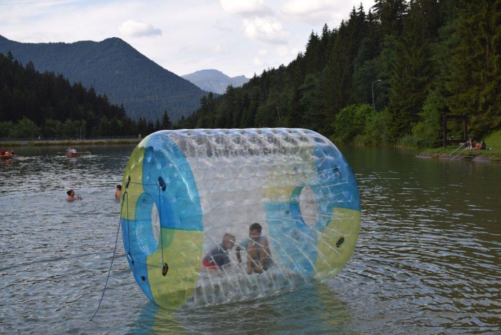 Aquazorbing Hrabovo 04