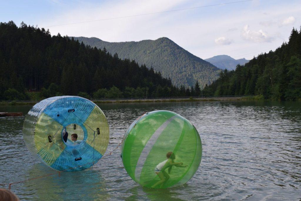 Aquazorbing Hrabovo 06