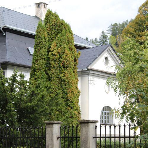 Manor House in Turík