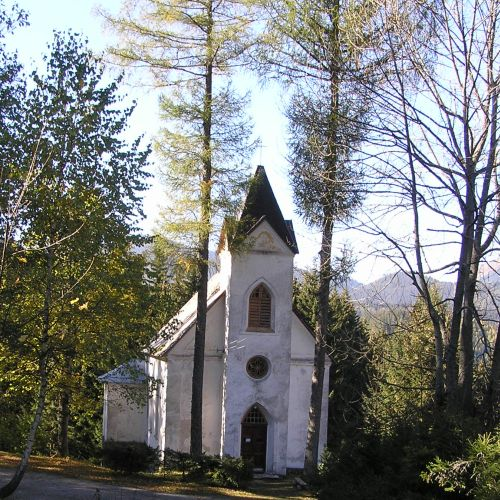 Chapel of Virgin Mary of Rosary in Magurka