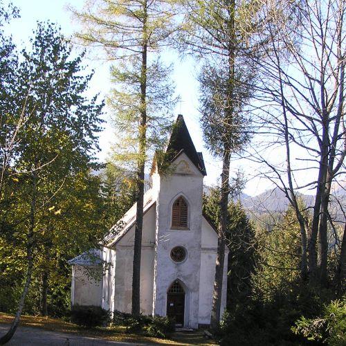 Kaplnka Ružencovej Panny Márie na Magurke