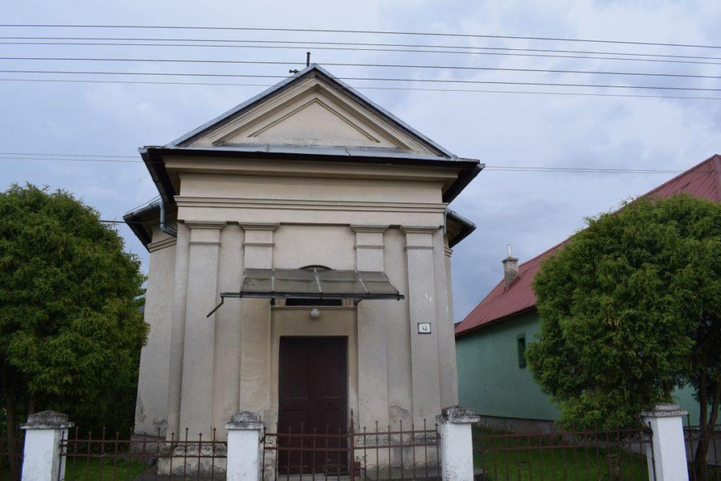 Kaplnka svätého Jána Nepomuckého v Ivachnovej 02