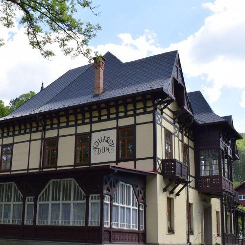 Kollar's House in Ľubochňa