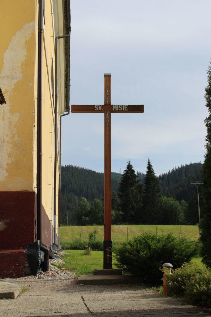 Kostol Najsvätejšej Trojice v Liptovskej Lúžnej 02