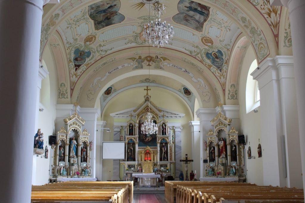 Kostol Najsvätejšej Trojice v Liptovskej Lúžnej 05