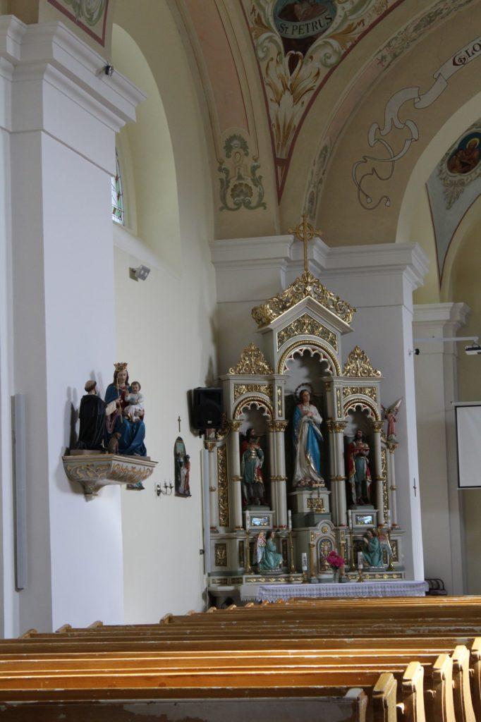 Kostol Najsvätejšej Trojice v Liptovskej Lúžnej 06
