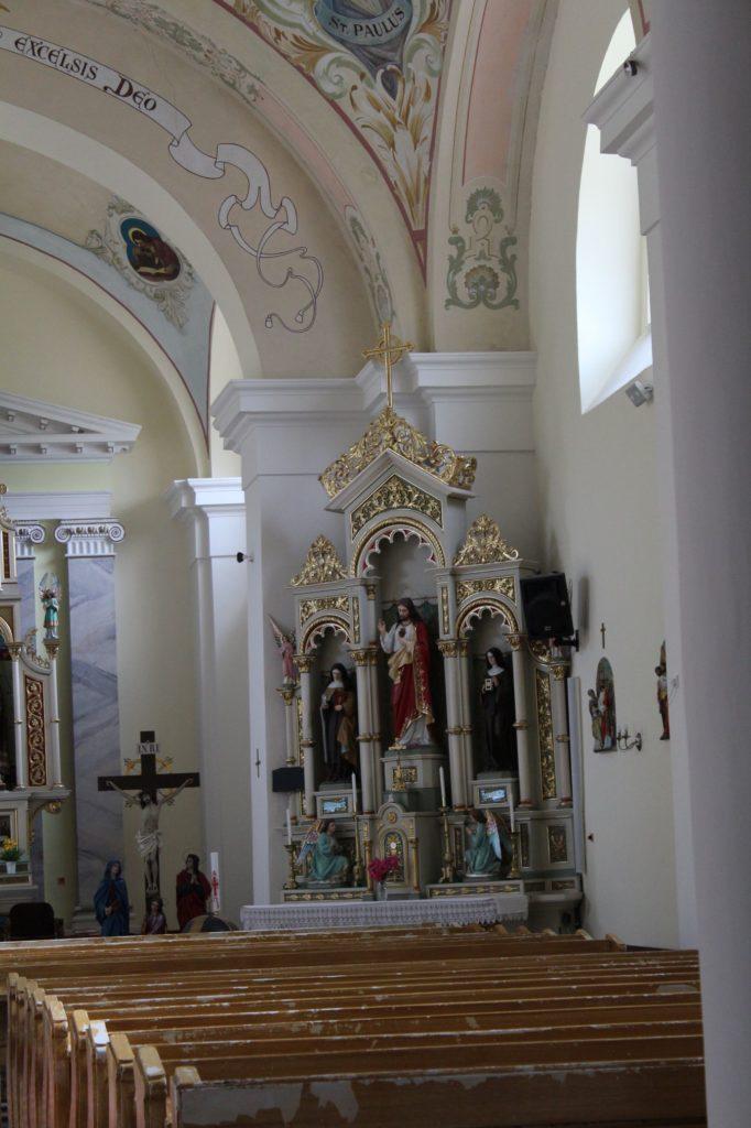 Kostol Najsvätejšej Trojice v Liptovskej Lúžnej 07