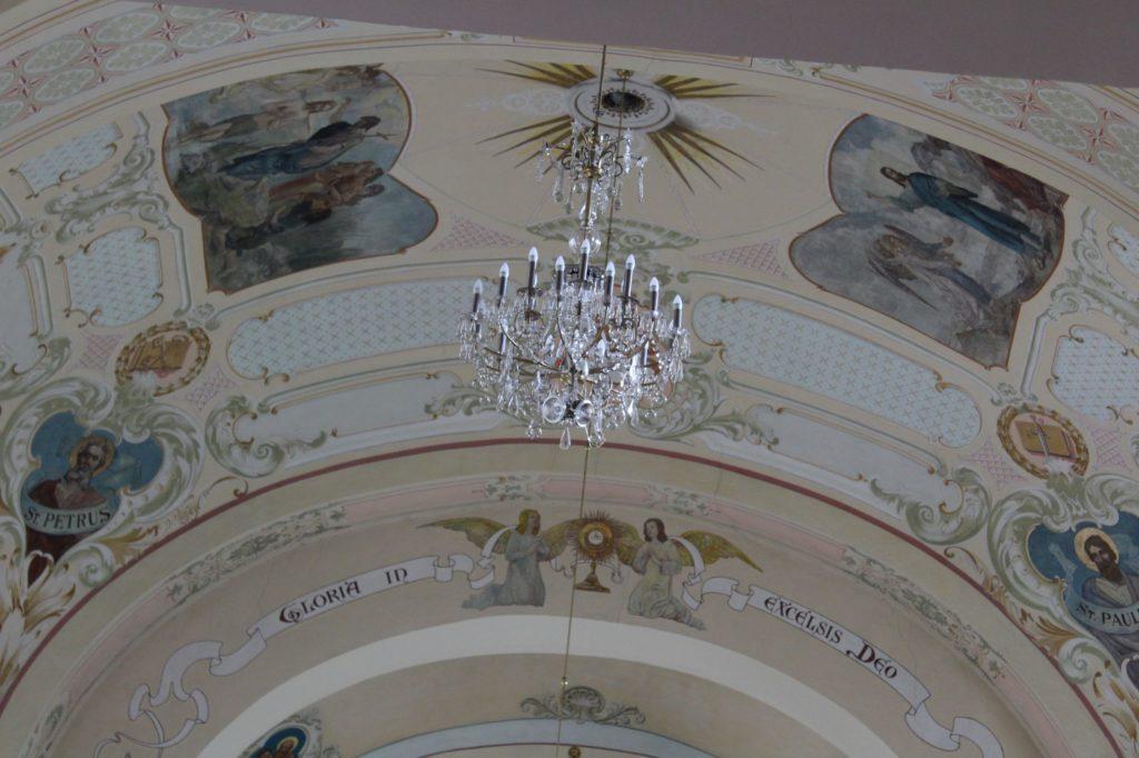 Kostol Najsvätejšej Trojice v Liptovskej Lúžnej 08