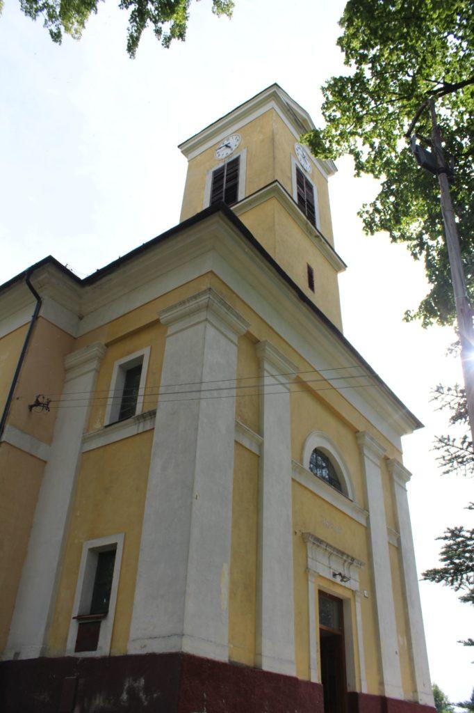Kostol Najsvätejšej Trojice v Liptovskej Lúžnej 10