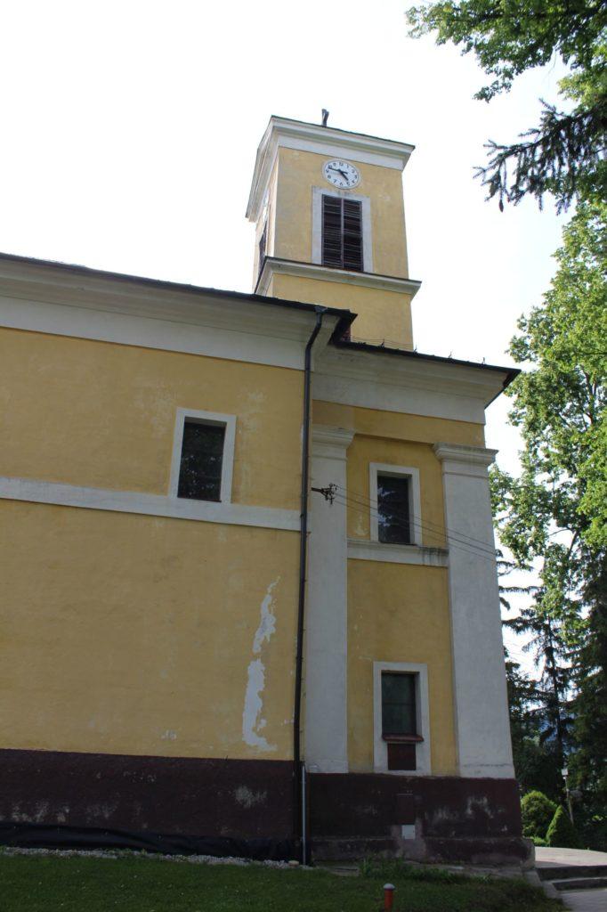 Kostol Najsvätejšej Trojice v Liptovskej Lúžnej 11