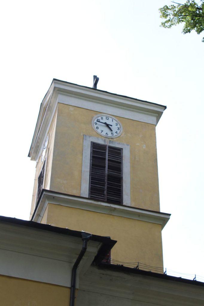 Kostol Najsvätejšej Trojice v Liptovskej Lúžnej 12