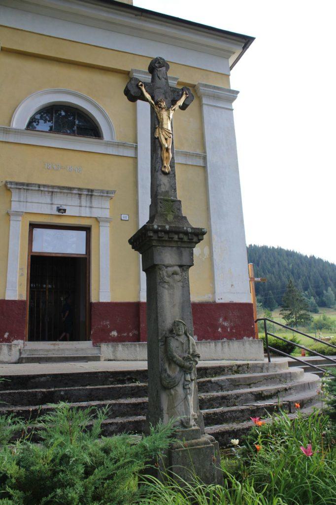 Kostol Najsvätejšej Trojice v Liptovskej Lúžnej 18