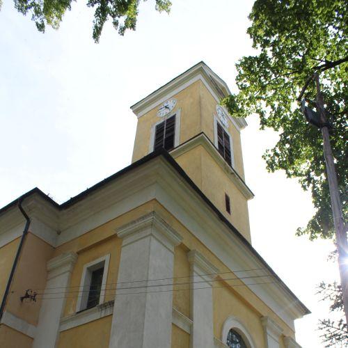 Church of the Holy Trinity in Liptovská Lúžna
